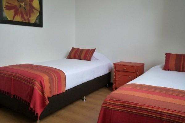 Habitacion cama doble y sencilla Fuente laposadadelaplazasalento com